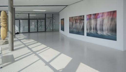 """Isabella Trimmel Galerie Kongress Zentrum Eisenstadt Ausstellung """"who are you"""""""