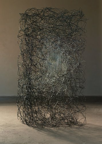 Objekt aus Draht | Isabella Trimmel